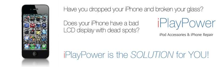 iPlayPower iPhone repair in Seattle WA