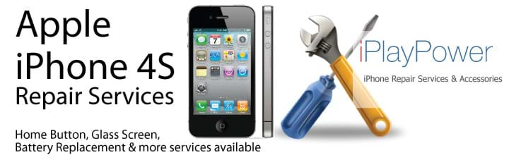 iPhone 4S Repair in Seattle