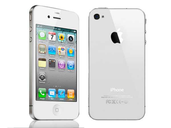 iPhone 4 Screen/Battery Cover  Replacement - White