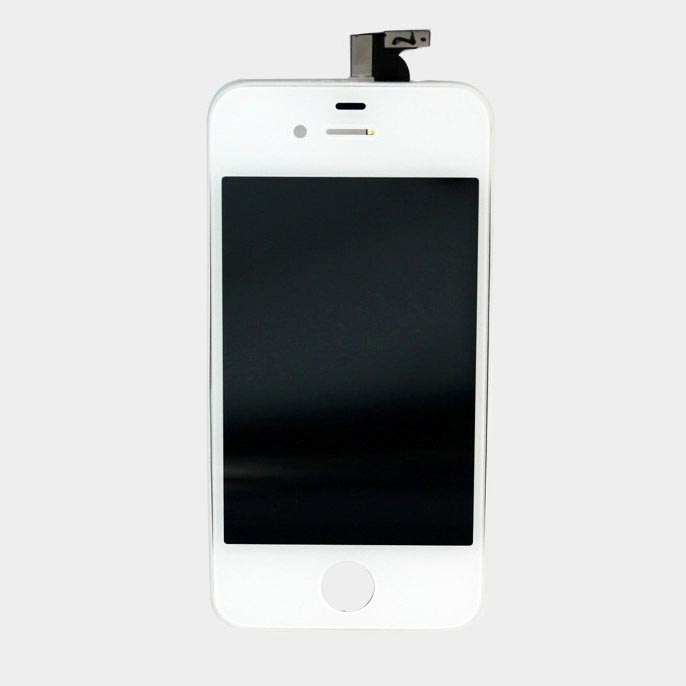 Apple iPhone 4S Glass Touchscreen Replacement - White