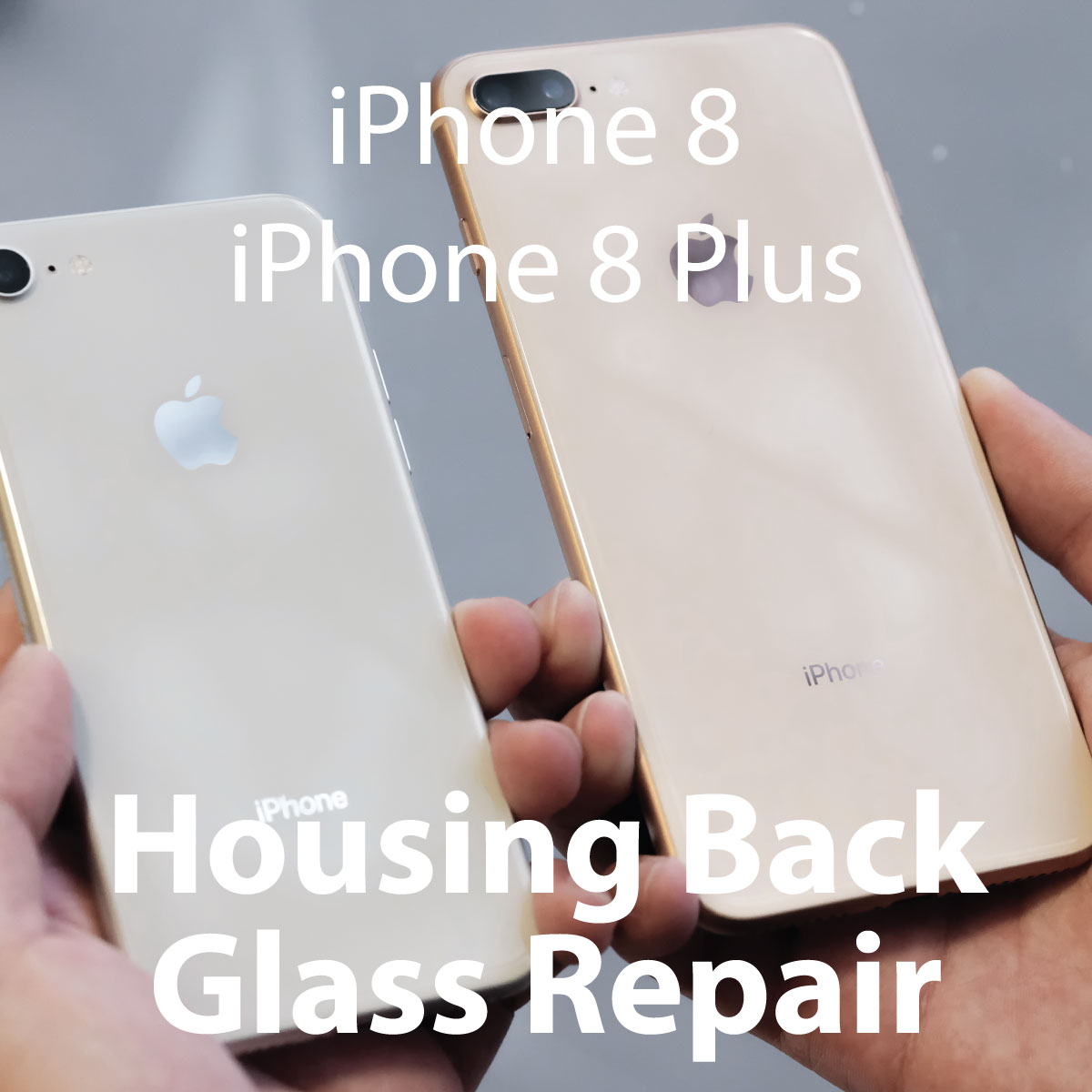 iPhone 8 Series Back Glass