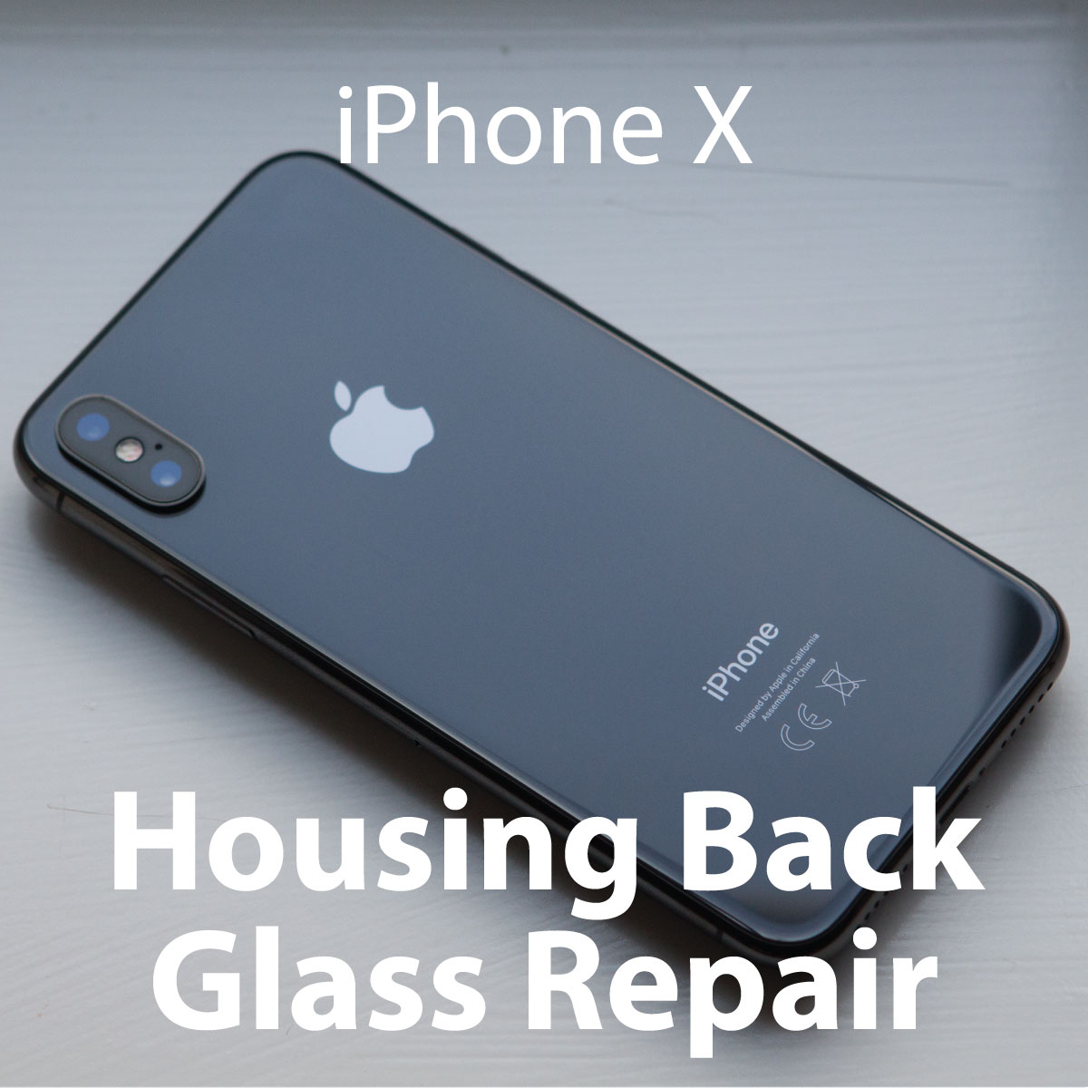 Apple iPhone X Series Glass Back Replacement