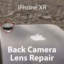 iPhone XR Camera Lens Repair