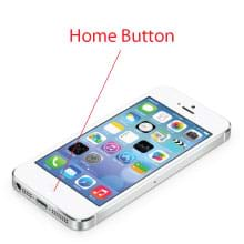Apple iPhone 5/5C/5S Home Button Repair