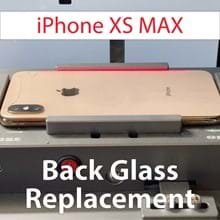 iPhone XS Max Back Glass Repair
