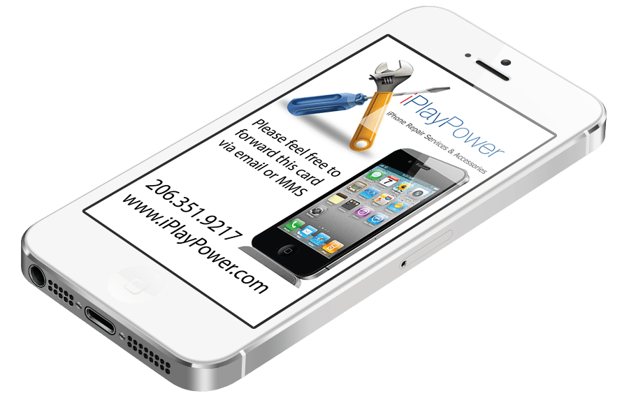 iPlayPower - iPhone Repair in Seattle